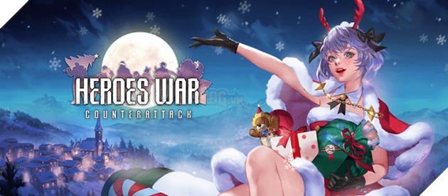 Hướng dẫn cách nhập và tổng hợp Giftcode Heroes War Counterattack mới nhất năm 2021