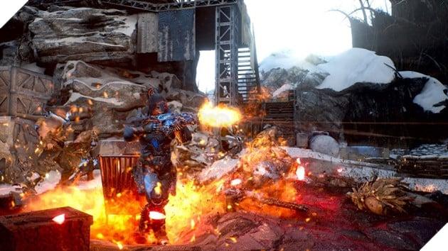 Hướng dẫn Outriders: Hướng build của Pyromancer Bão Lửa  7