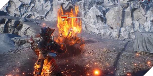 Hướng dẫn Outriders: Hướng build của Pyromancer Bão Lửa
