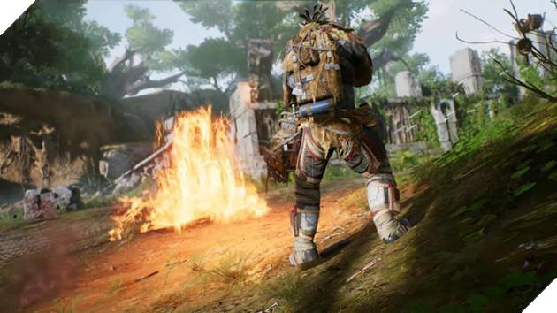 Hướng dẫn Outriders: Hướng build của Pyromancer Bão Lửa  5