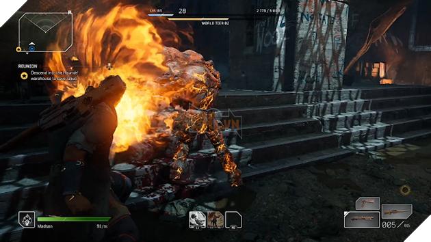 Hướng dẫn Outriders: Hướng build của Pyromancer Bão Lửa  3