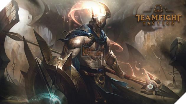 Pantheon DTCL Mùa 5 - Cách lên đồ và đội hình mạnh nhất cùng mẹo leo rank cực dễ 4