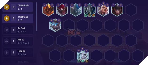 Pantheon DTCL Mùa 5 - Cách lên đồ và đội hình mạnh nhất cùng mẹo leo rank cực dễ 3