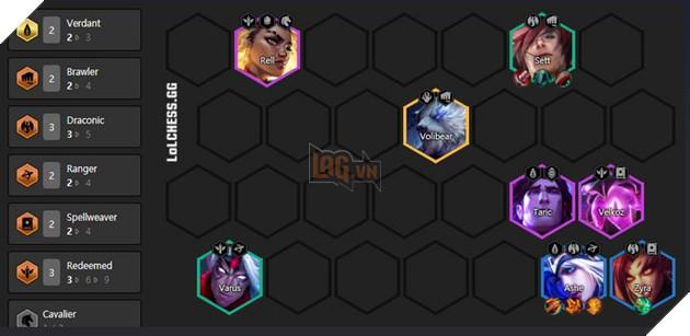 DTCL Mùa 5: Hướng dẫn Top 10 đội hình mạnh nhất Rank Cao Thủ theo meta toàn thế giới 11