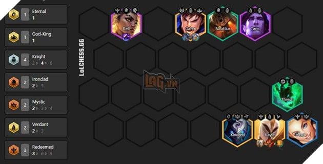DTCL: Top đội hình Jax 6 Chiến Binh siêu tank mạnh nhất meta 11.11 Mùa 5 rank Thách Đấu 4