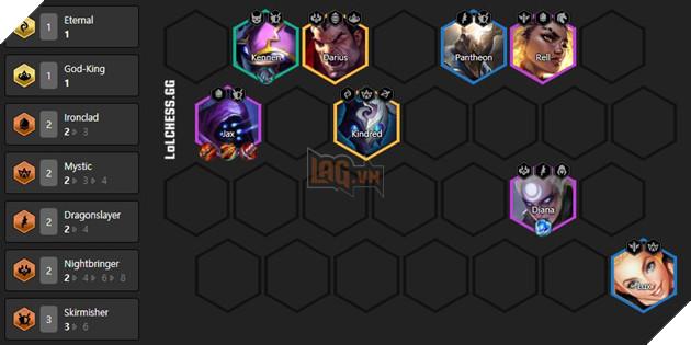 DTCL: Top đội hình Jax 6 Chiến Binh siêu tank mạnh nhất meta 11.11 Mùa 5 rank Thách Đấu 2