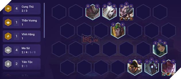 Aphelios DTCL mùa 5 - Cách lên đồ và đội hình mạnh nhất cùng mẹo chơi leo rank cực dễ 5