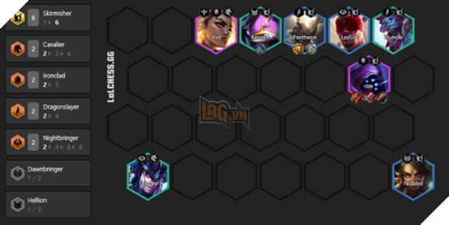 DTCL: Top 3 đội hình dễ chơi dễ trúng thưởng để game thủ làm quen với những thay đổi của mùa 5 4