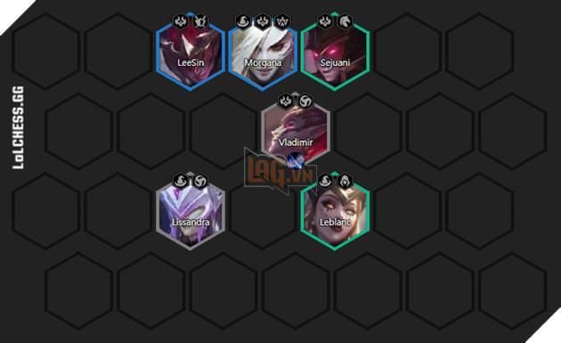 DTCL mùa 5: Hướng dẫn cách xây dựng đội hình 8 Ma Sứ - Thần Vương hiệu quả nhất  3