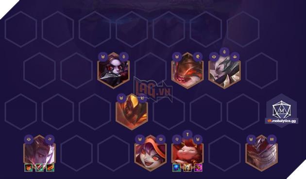 DTCL mùa 5: Làm sao để xây dựng đội hình Ác Quỷ mạnh nhất với Teemo 3