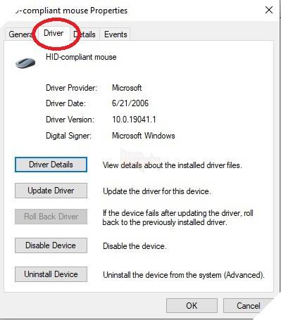 Tìm hiểu cách khôi phục trình điều khiển trong máy tính Windows 10 chỉ trong vài bước đơn giản 5