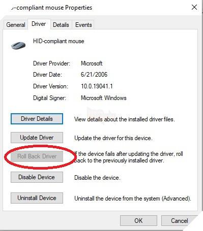 Tìm hiểu cách khôi phục trình điều khiển trong máy tính Windows 10 chỉ trong vài bước đơn giản 6