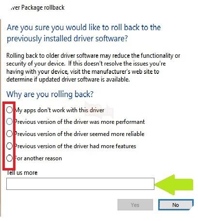 Tìm hiểu cách khôi phục trình điều khiển trong máy tính Windows 10 chỉ trong vài bước đơn giản 7