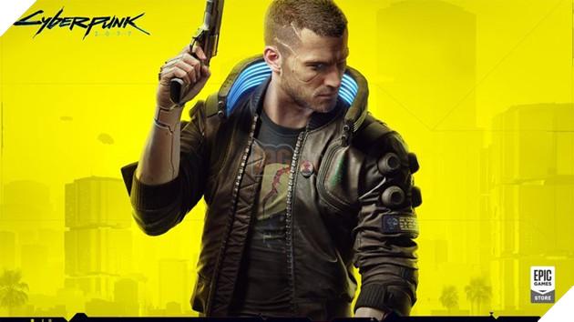 Epic Game Store rục rịch tặng free tựa game bom tấn Cyberpunk 2077? 3