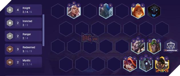 DTCL Mùa 5: Hướng dẫn Top đội hình Thần Sứ mạnh nhất meta 11.13B Rank Thách Đấu 2
