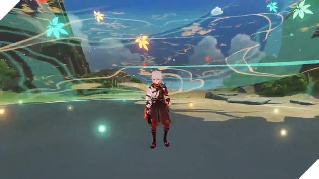 Genshin Impact: Tổng thể về kỹ năng và Bản dựng tốt nhất cho nhân vật mới Kazuha  2
