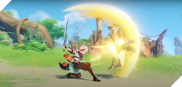 Genshin Impact: Tổng thể về kỹ năng và Bản dựng tốt nhất cho nhân vật mới Kazuha  3