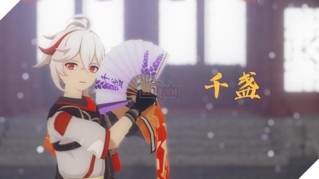 Genshin Impact: Tổng thể về kỹ năng và Bản dựng tốt nhất cho nhân vật mới Kazuha  7