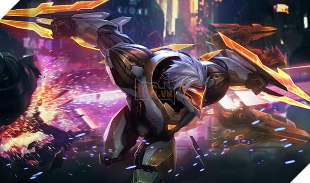 LMHT: Riot Games ra mắt 4 Trang phục Phi Hành Gia mới cùng Zed Siêu Phẩm Hàng Hiệu 13