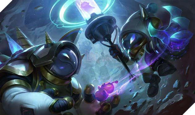 LMHT: Riot Games ra mắt 4 Trang phục Phi Hành Gia mới cùng Zed Siêu Phẩm Hàng Hiệu 10