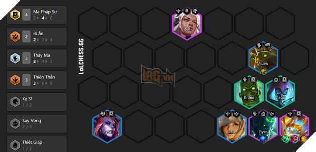 DTCL Mùa 5: Hướng dẫn Top đội hình 6 Thiên Thần mạnh nhất bản 11.13 Rank Cao Thủ 3