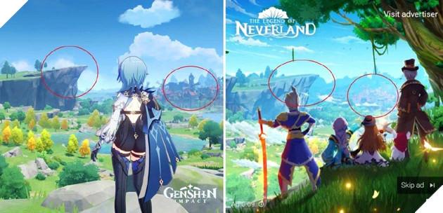 Xuất hiện một tựa game mượn ý tưởng Genshin Impact một cách trắng trợn 5