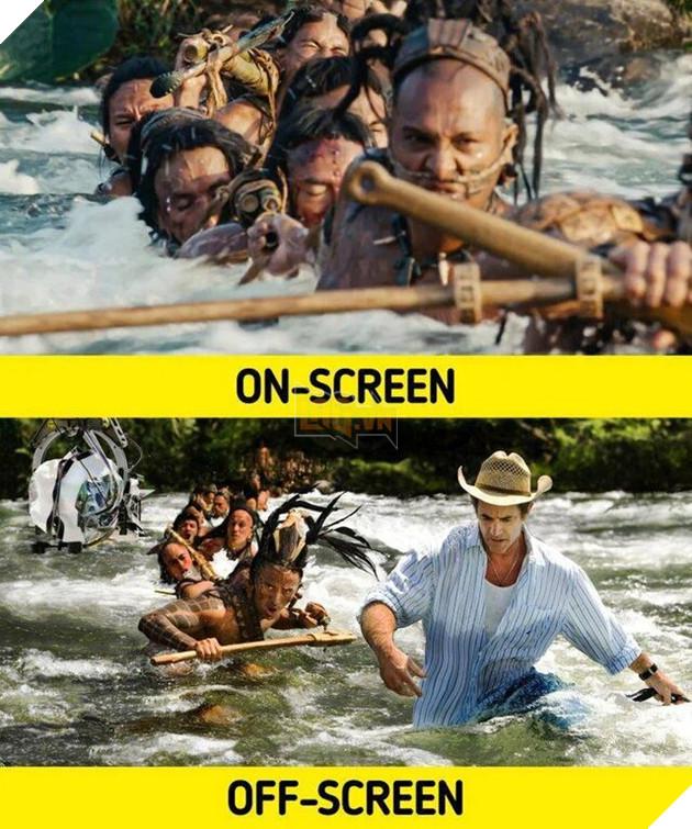 Những bức ảnh cho thấy bạn dã bị các bộ phim Hollywood lừa P2  2