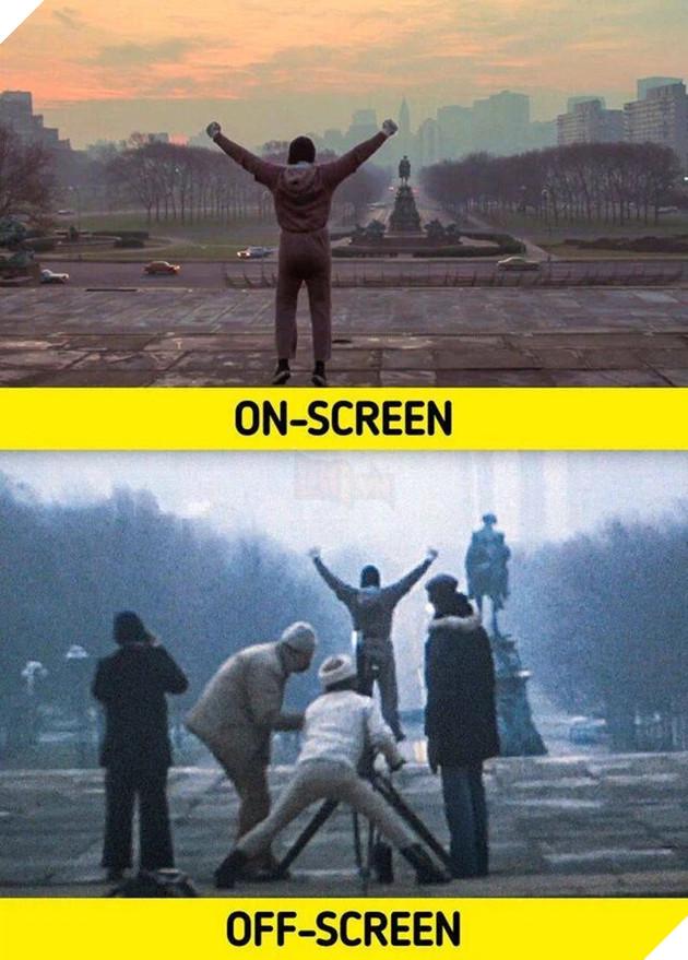 Những bức ảnh cho thấy bạn dã bị các bộ phim Hollywood lừa P2  4