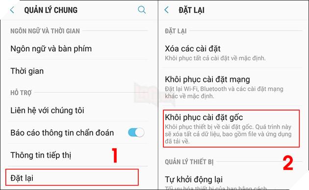 """Hướng dẫn: 7 cách khắc phục lỗi """"Rất tiếc, dịch vụ của Google Play đã ngừng hoạt động trên Android 11"""