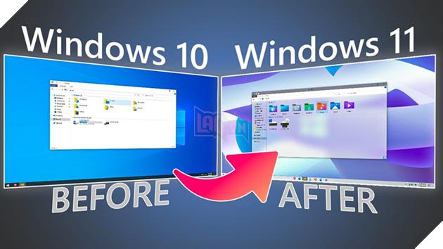 Hướng dẫn: Tải và cài đặt Windows 11 Preview bản thử nghiệm không ảnh hưởng đến dữ liệu trên máy