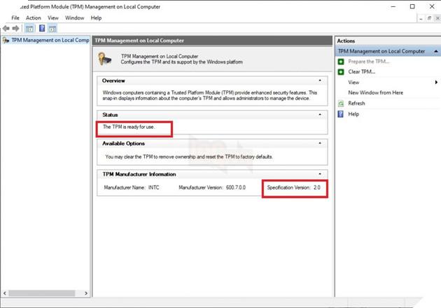 Hướng dẫn: Cách kiểm tra xem hệ thống của bạn có chip TPM để nâng cấp Windows 11 hay không 3