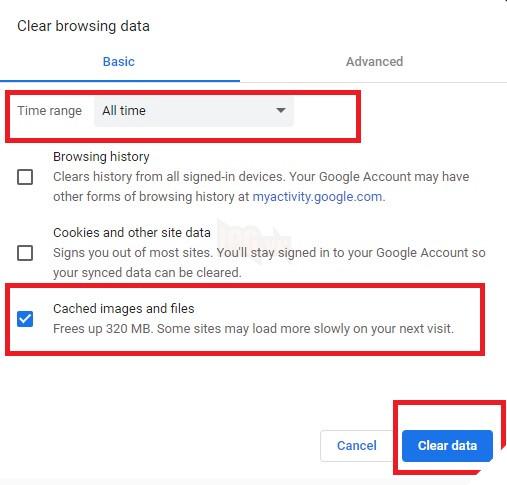 Hướng dẫn: Cách xóa dữ liệu bộ nhớ đệm trên máy tính Windows 10 9
