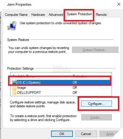 Cách tạo và sử dụng điểm System Restore Point trong máy tính Windows 10 3