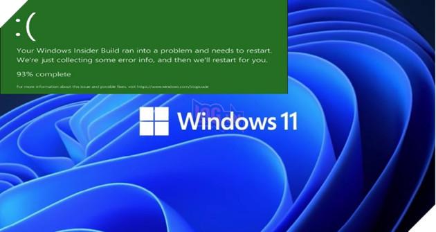 Hướng dẫn: Cách fix lỗi màn hình xanh trên Windows 11