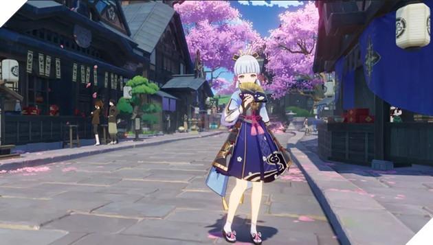 Genshin Impact: Hướng dẫn Ayaka cách lên Thánh Di Vật và vũ khí tốt nhất cho tân thủ