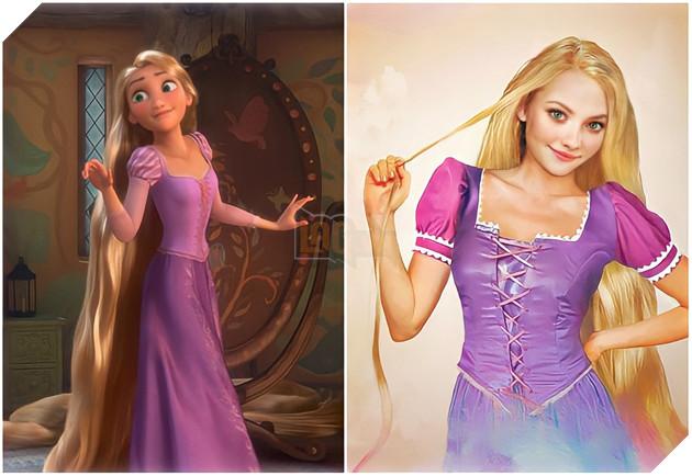Khi các nhân vật Disney từ màn ảnh bước ra đời thực P5  3