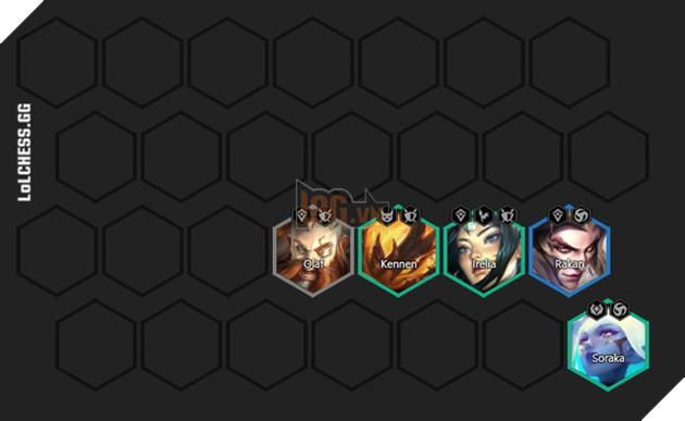 ĐTCL: Hướng dẫn đội hình Tái Tạo - Vệ Binh với Soraka chủ lực được kỳ thủ Thách Đấu cực kì tin dùng 3