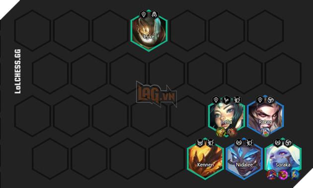ĐTCL: Hướng dẫn đội hình Tái Tạo - Vệ Binh với Soraka chủ lực được kỳ thủ Thách Đấu cực kì tin dùng 4