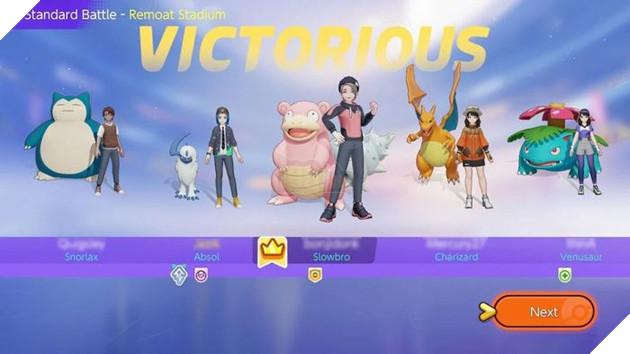 Pokemon Unite: Cùng tìm hiểu một chút về những huy chương trong game