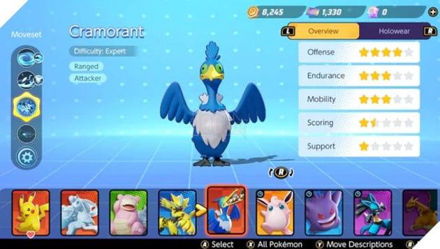 Pokemon Unite: Top 10 Pokemon mạnh nhất rank Xếp hạng dành cho tân thủ tập chơi 6