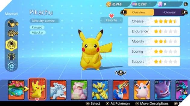 Pokemon Unite: Top 10 Pokemon mạnh nhất rank Xếp hạng dành cho tân thủ tập chơi 10