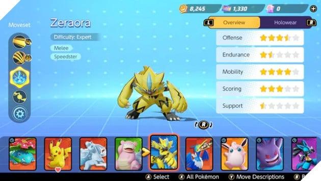 Pokemon Unite: Top 10 Pokemon mạnh nhất rank Xếp hạng dành cho tân thủ tập chơi