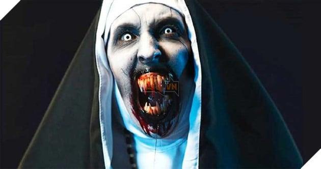 Hồn ma nữ tu vẫn là nhân vật kiếm ra tiền nhất trong vũ trụ phim Conjuring