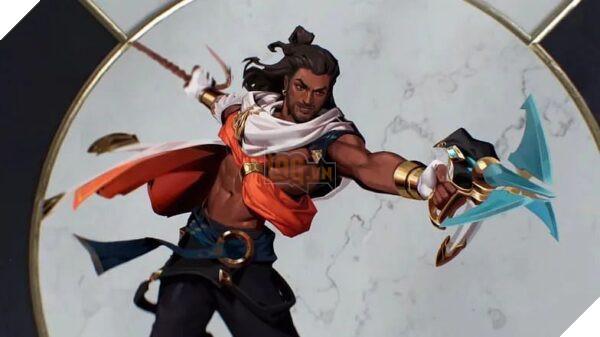 LMHT: Riot Games quyết định loại bỏ Akshan ra khỏi danh sách tướng được sử dụng tại CKTG 2021 3