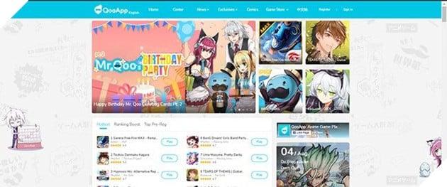 Hướng dẫn tải QooApp - Ứng dụng tải truyện tranh Nhật Bản hoàn toàn miễn phí 2