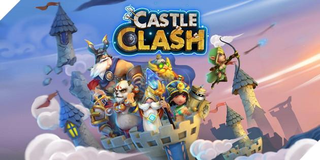 Hướng dẫn cách nhập và tổng hợp Magic Lab và Giftcode Castle Clash mới nhất năm 2021