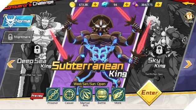 One Punch Man: The Strongest Man - Hướng dẫn chi tiết cách lên cấp nhanh nhất cho người mới bắt đầu 7