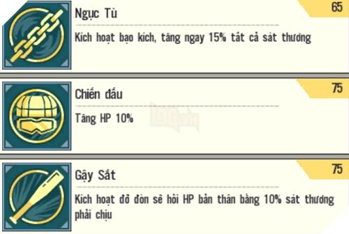 One Punch Man: The Strongest - Hướng dẫn Trang bị mạnh nhất theo tất cả Tướng dành cho tân thủ 4