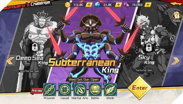 One Punch Man: The Strongest - Hướng dẫn Trang bị mạnh nhất theo tất cả Tướng dành cho tân thủ 6
