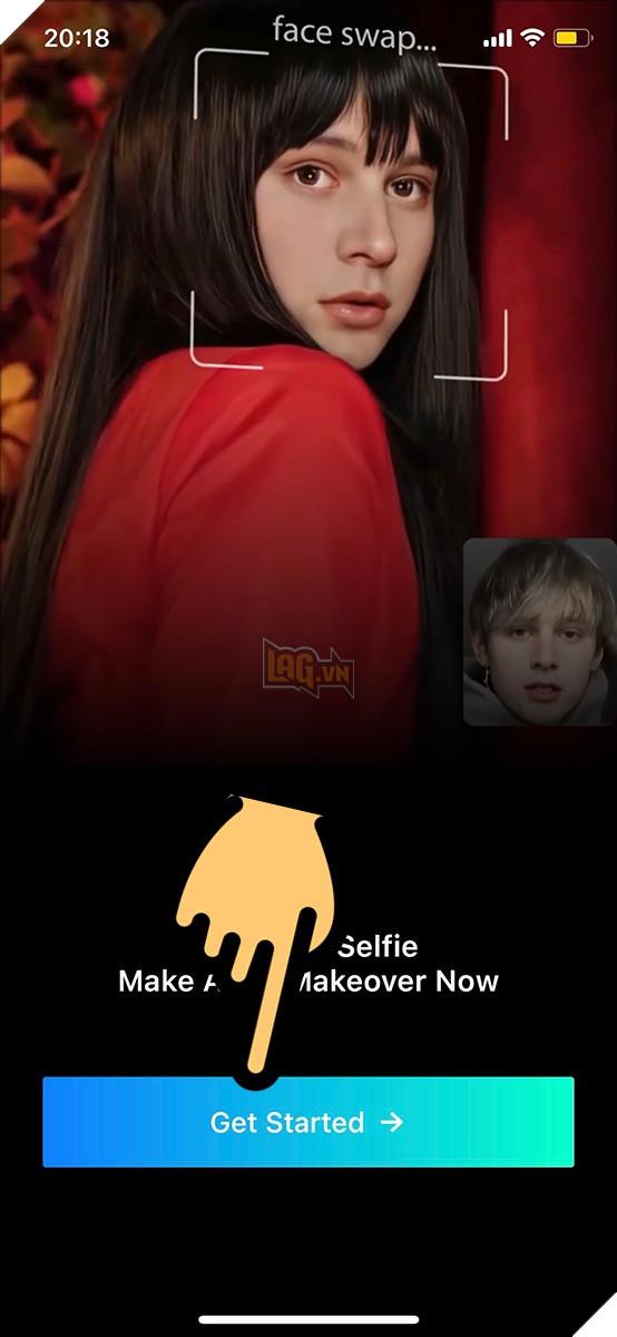 Hướng dẫn cách dùng FacePlay - Ứng dụng ghép mặt cổ trang vào video cực hot hiện nay 2